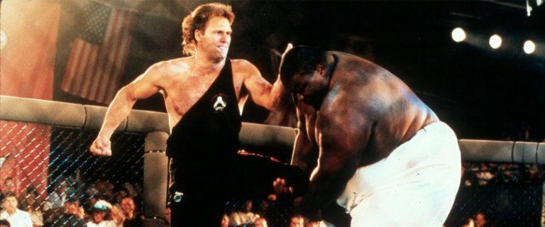 UFC без правил. Кровавое начало истории промоушена.