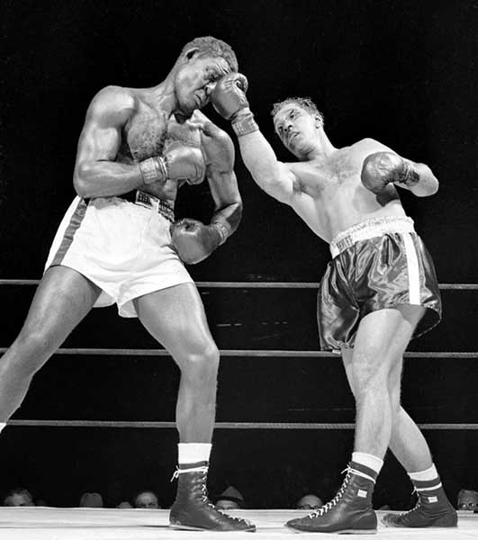 Настоящая история боксера Рокки Марчиано.