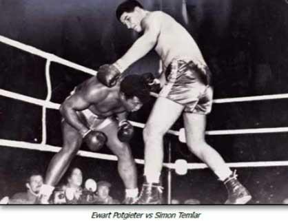 Боксер-гигант, который выше Валуева: кто такой Эварт Потгитер?