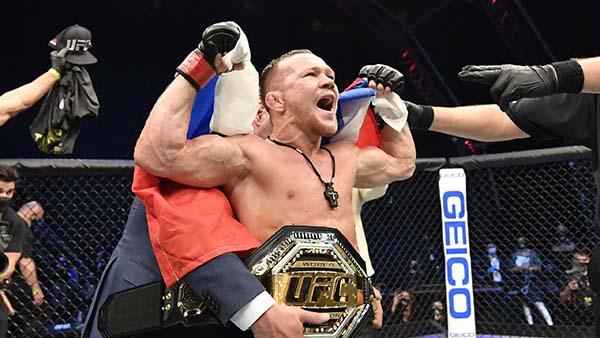 Петр Ян: от драк в ночном клубе до чемпиона UFC.